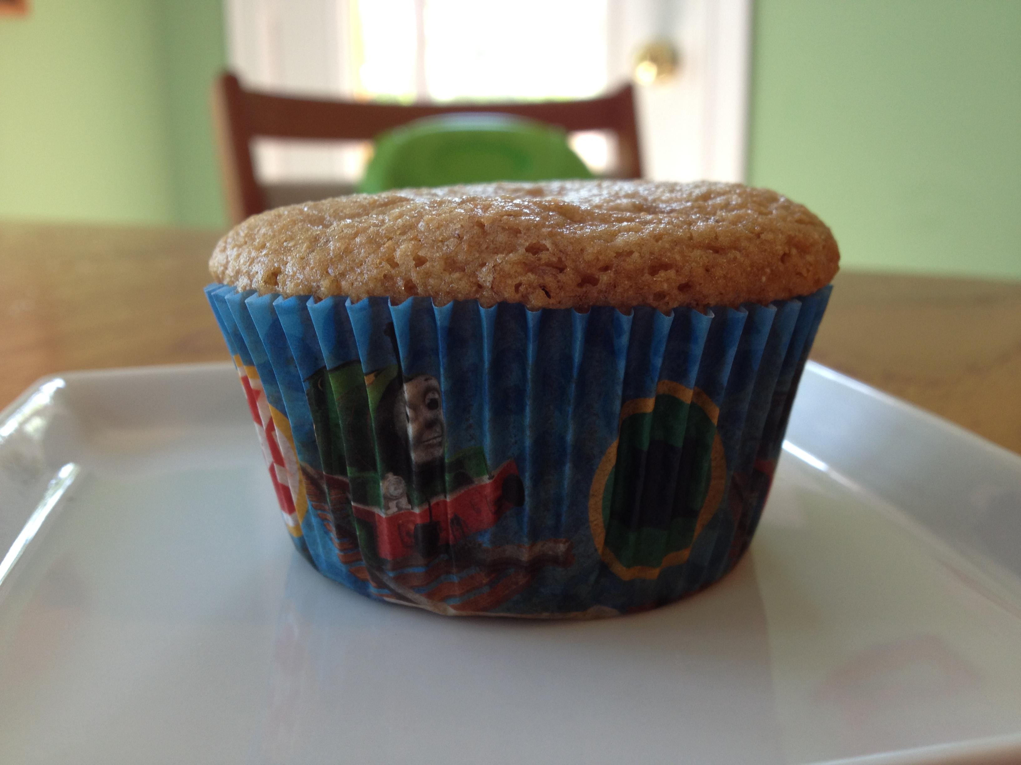 Banana Muffins: Just like Grandma used to make.