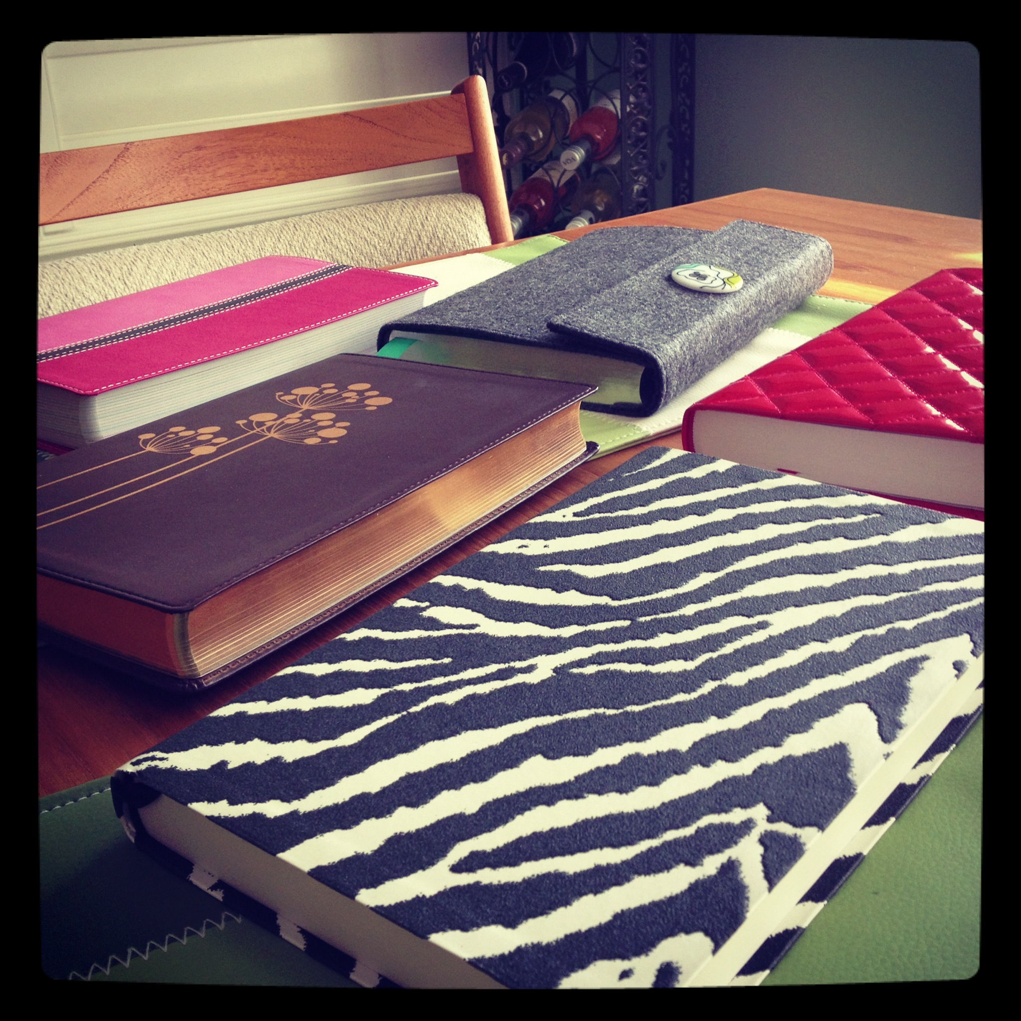 The Zondervan NIV Style Line Bibles: A review and giveaway!