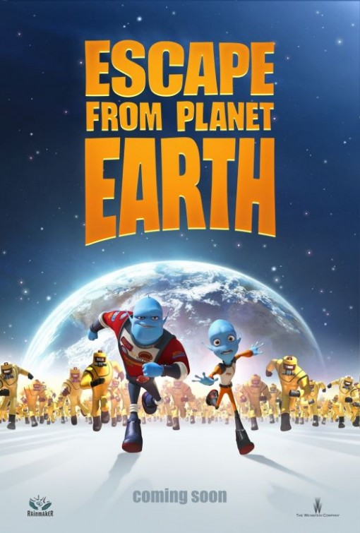 Escape from Planet Earth!