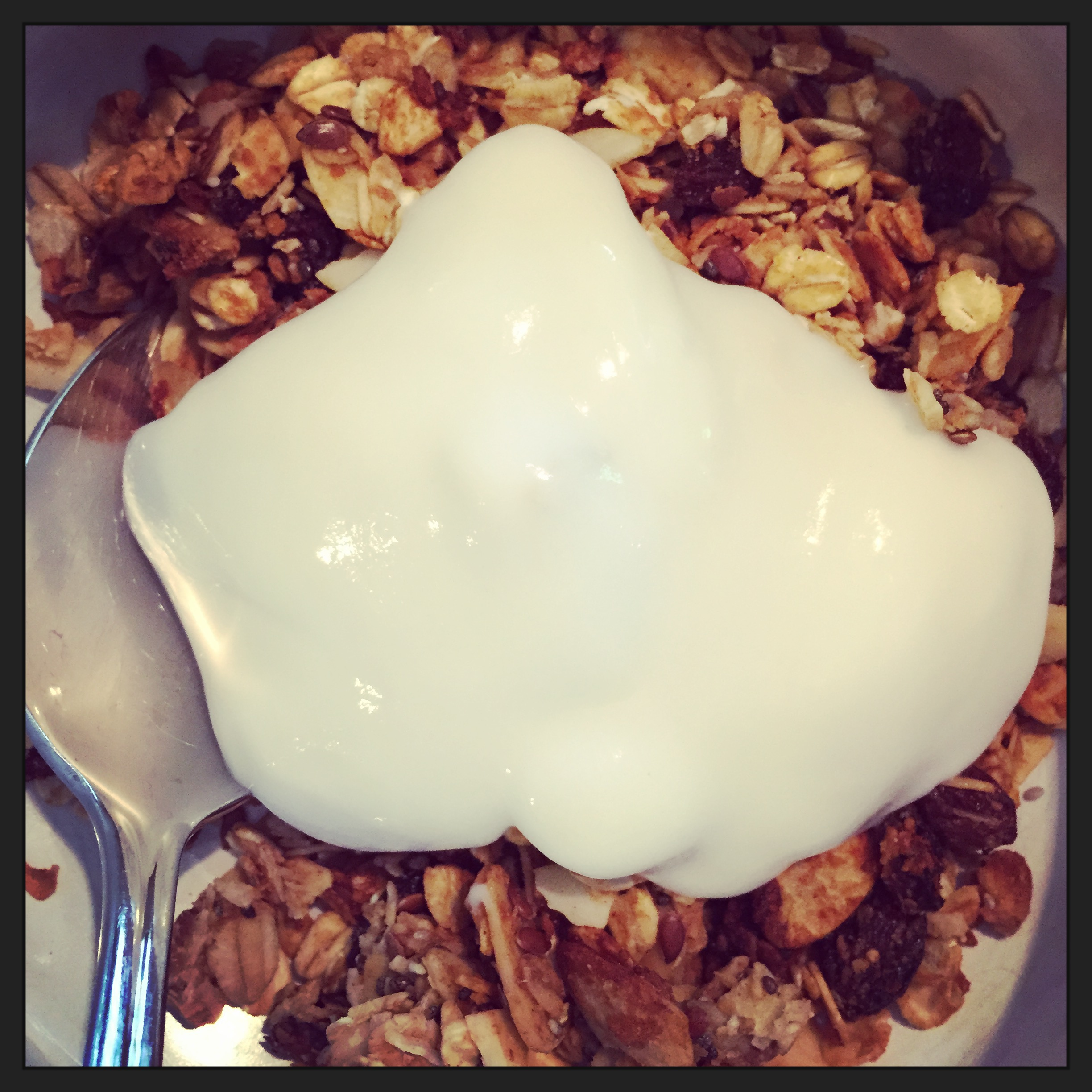 Do you remember the Homemade Granola recipe?